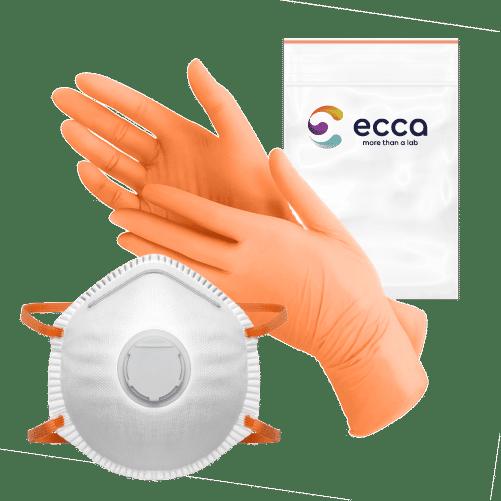 Asbestanalyse testkit